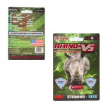Rhino V-5 3000mg 1ct (Open Stock)