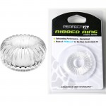 Ribbed Ring - Clear
