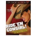 Ride 'Em Cowgirl Book