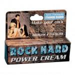 Rock Hard Power Cream 4oz.
