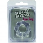 Rock Solid Gear Clear C Ring in a Clamshell