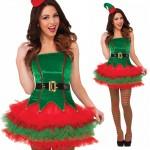 Sassy Elf Costume-M/L