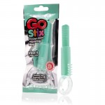 Screaming O GO Stix Super-Slim Vibrating Ring - Kiwi Mint (Green)