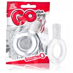 Screaming O GO Vibe Ring Clear