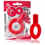 Screaming O GO Vibe Ring Red