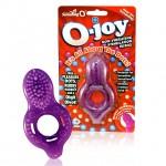 Screaming O O-joy Cock Ring Purple