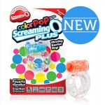 Screaming O Plus Color Pop Assorted (Box of 12)