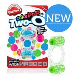 Screaming O Two-O Color Pop Assorted (Box of 12)