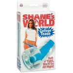 Shanes World Stroker College Tease - Blue