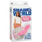 Shanes World Stroker College Tease - Pink