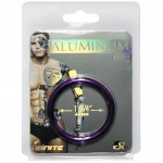 SI Anodized Aluminum Ring Royal Purple 1 3/4in