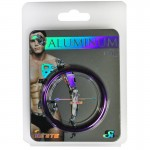 SI Anodized Aluminum Ring Royal Purple 2in