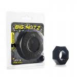 SI Big Nutz Ring  Large (Black)