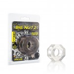 SI Big Nutz Ring Small (Smoke)