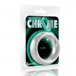 SI Chrome Donut, Wide (1.5In/38Mm)