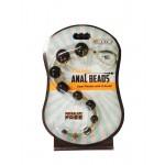 SI Classic Anal Beads (Black)