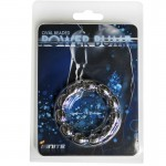SI Power Bump Ring Oval Beads 1.5in