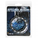 SI Power Bump Ring Oval Beads 1.75in
