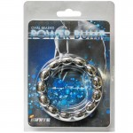 SI Power Bump Ring Oval Beads 1.88in