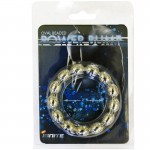 SI Power Bump Ring Oval Beads 2in