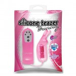 Silicone Teazer Bunny Pink
