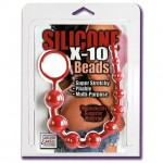 Superior X-10 Beads - Red