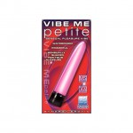 Synergy Vibe Me Petite Pastel Pink Waterproof Multi Speed Mini Vibrator