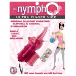 The Nympho Ultra Finger Vibe (Pink)