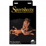 The Sportsheet Bondage Bedsheet (Queen)