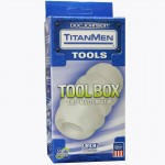 TitanMen - Tool Box Clear