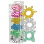 Tower Of Power Cockrings Multi Color