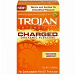 Trojan Charged Pleasure Condoms (10 count)