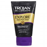 Trojan Lubricants Explore Water Based Gel 4oz.