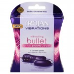 Trojan Vibrations 4 Speed Bullets (Purp)