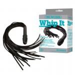 Vac-U-Lock Platinum - Whip-It Black