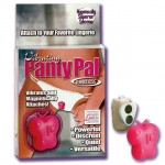 Vibrating Panty Pal - Butterfly - Pink