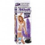 Waterproof Bunny Wall Bangers Purple