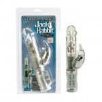 Waterproof Jack Rabbit - Clear Floating Beads