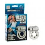 Waterproof Maximus Enhancement Ring - 10 Stroker Beads