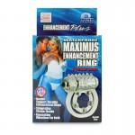 Waterproof Maximus Enhancement Ring - 5 Stroker Beads