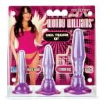Wendy Williams Anal Trainer Kit Purple