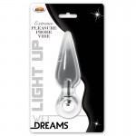 Wet Dreams Light Up Extreme Pleasure Probe MS-Clear