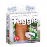 White Wedding Tuggie