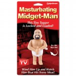 Wind Up Masturbating Midget Man