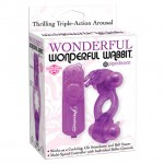Wonderful Wonderful Wabbit Purple
