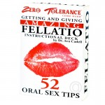 Zero Tolerance Getting & Giving Amazing Fellatio Cards