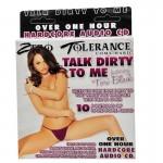 Zero Tolerance Talk Dirty To Me Audio CDTori Black